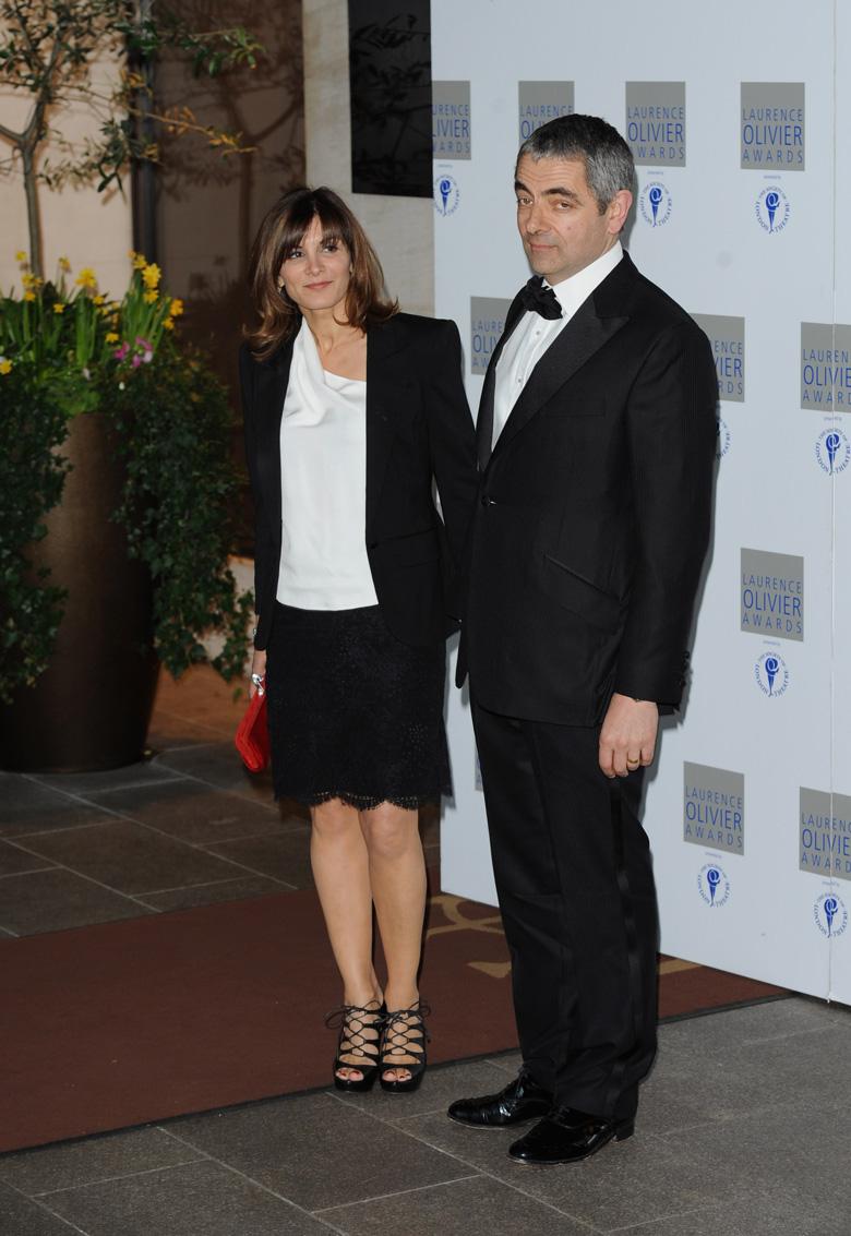 Sunetra Sastry and Rowan Atkinson divorce