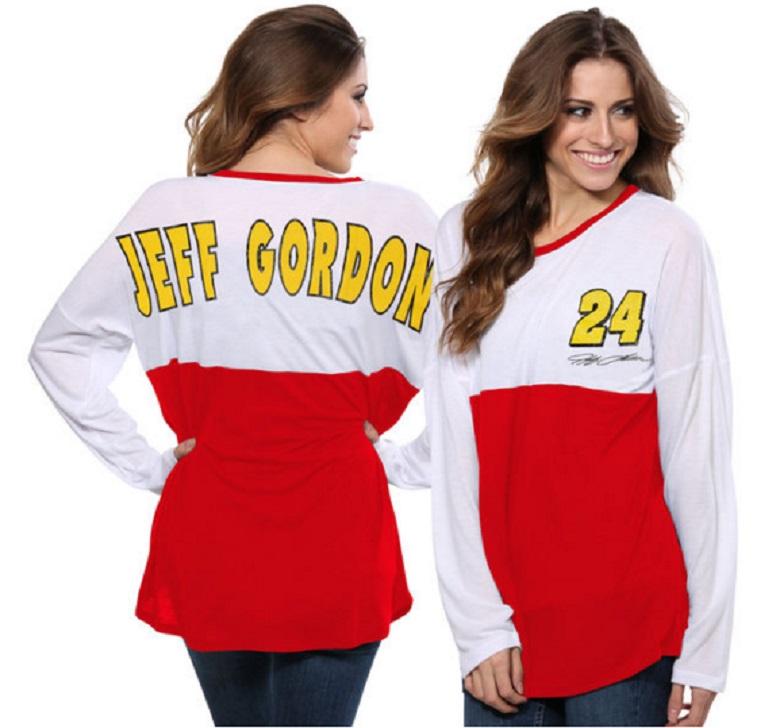 jeff gordon nascar gear shirts