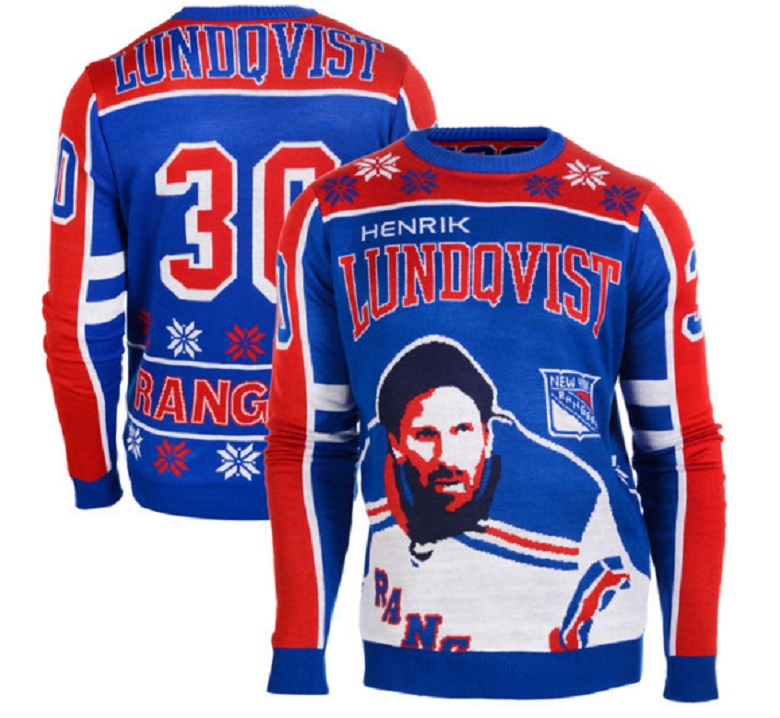 nhl rangers ugly sweaters