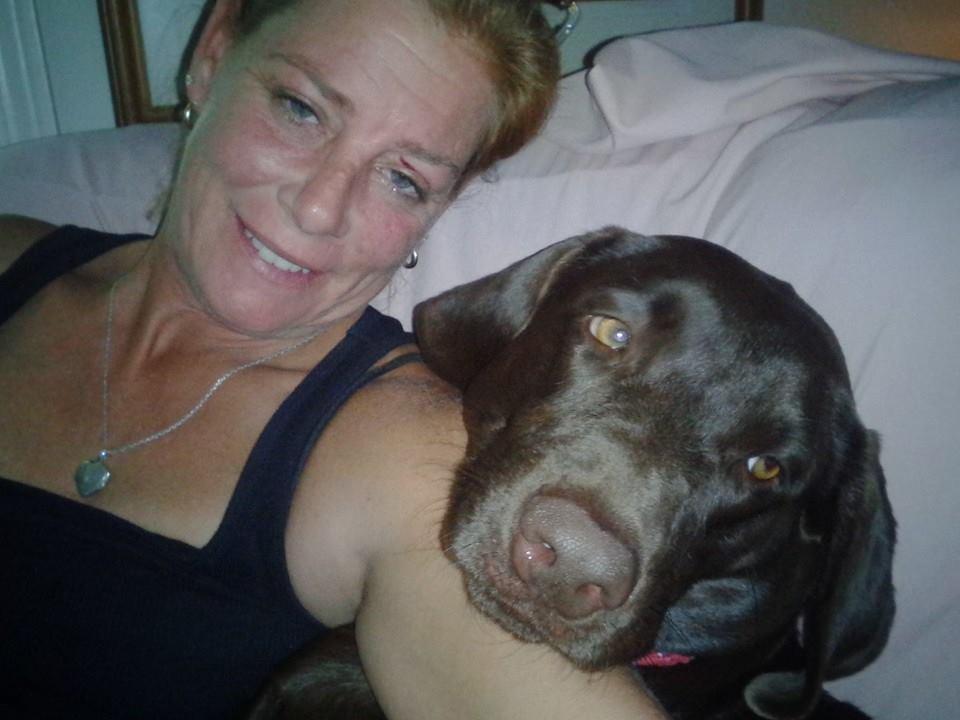 Katie Brown, Katie Brown dog muzzle taped shut, katie brown daytona, katie brown florida