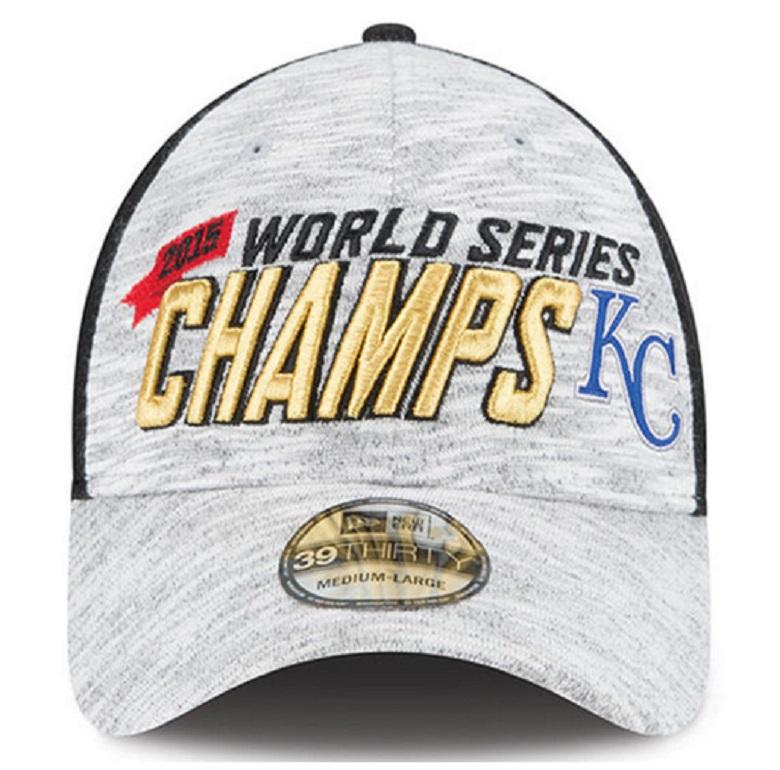royals world series hats