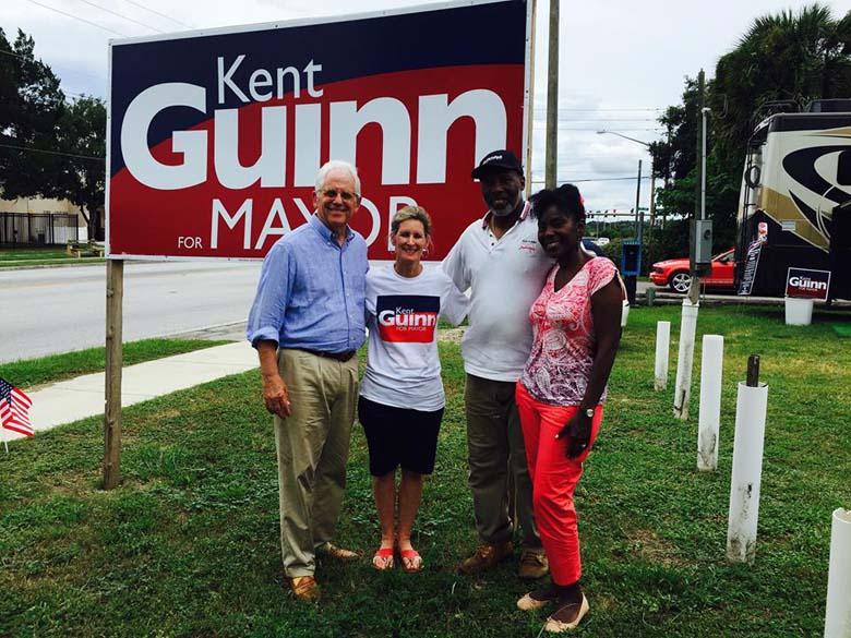 Kent Guinn racist, anonymous kkk list