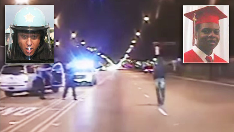 laquan mcdonald video, jason van dyke, chicago police video