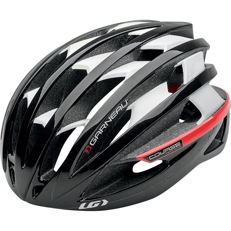 Louis Garneau Course Helmet, bike helmet
