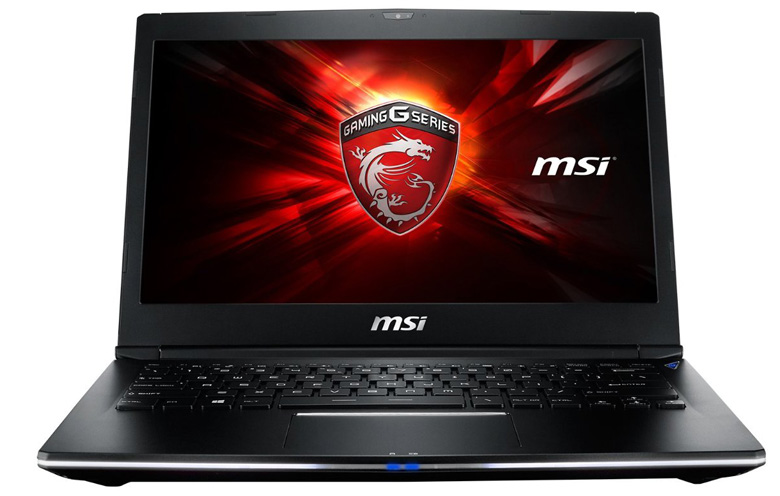 MSI GS30 SHADOW-001 13.3-Inch Gaming Laptop