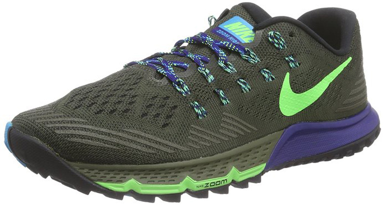Nike Mens Zoom Terra Kiger 3 Running Shoes, trail running shoes