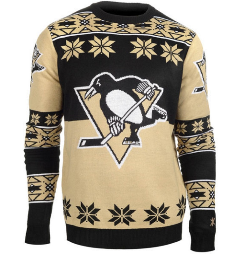 nhl penguins ugly sweaters