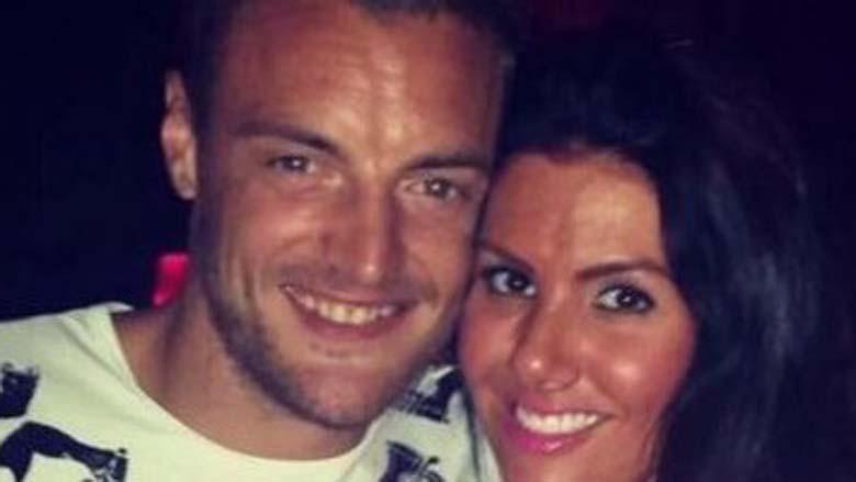 Jamie Vardy Wife Girlfriend Rebekah Nicholson Beck