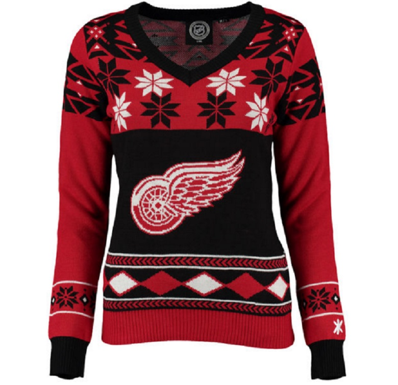 detroit red wings nhl ugly sweaters