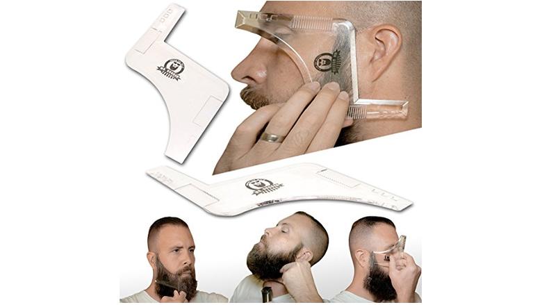 rugged beard shaping tool