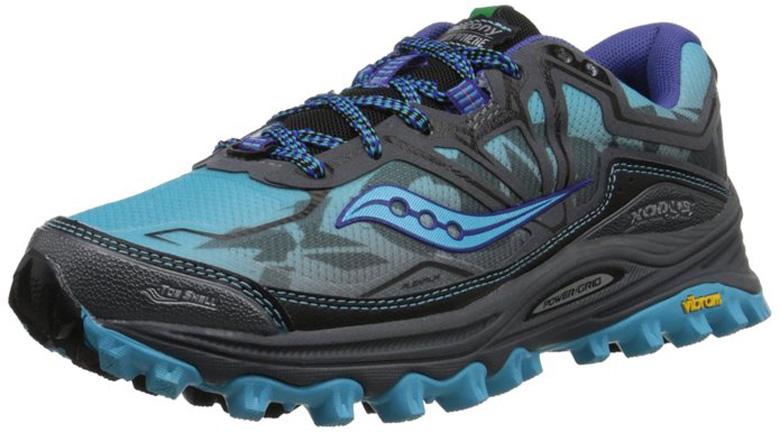 Saucony Women's Xodus 6.0 Trail Running Shoe, trail running shoe
