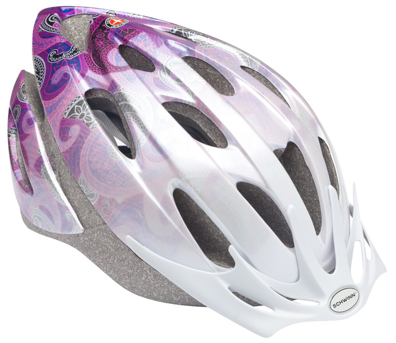 Schwinn Women's Thrasher Helmet, bike helmet