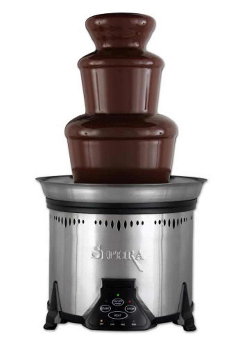 Sephra CF18M-SST Elite 6-lb Capacity Chocolate Fountain, chocolate fountain