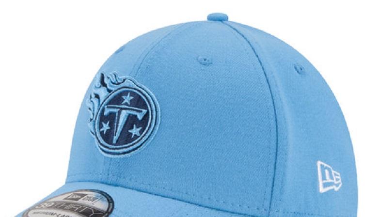nfl color rush gear titans hats