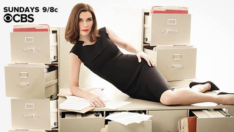 The Good Wife, The Good Wife Season 7, Alicia Florrick, Julianna Margulies