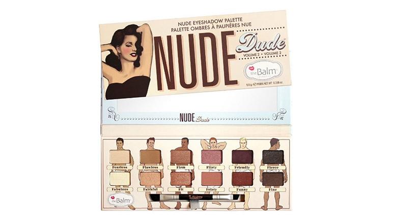 theBalm 12 color nude eyeshadow palette