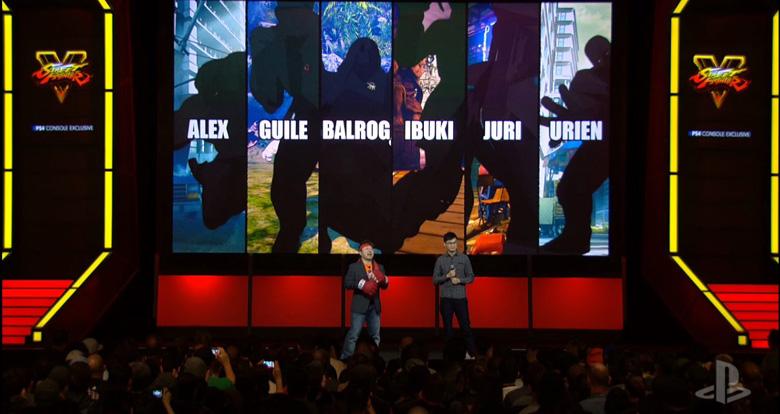 Street Fighter 5 DLC