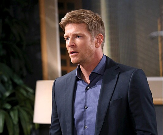 The Young and the Restless Cast, Billy Abbott Young and the Restless, Burgess Jenkins Photo