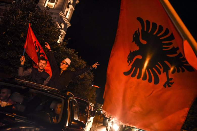 Albania will make their first European Championship appearance during the 2016 competition in France. Getty