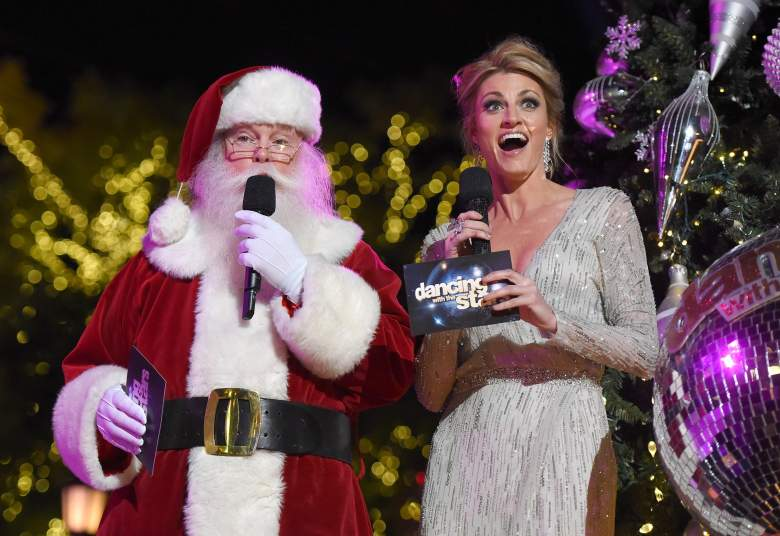erin andrews, erin andrews dancing with the stars