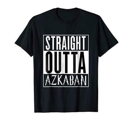 Straight Outta AzkabanT-Shirt