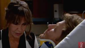 The Young and the Restless Cast, The Young and the Restless Actors, Billy Abbott Photos, Burgess Jenkins Photos, Jess Walton Photos, Jill Abbott Photos