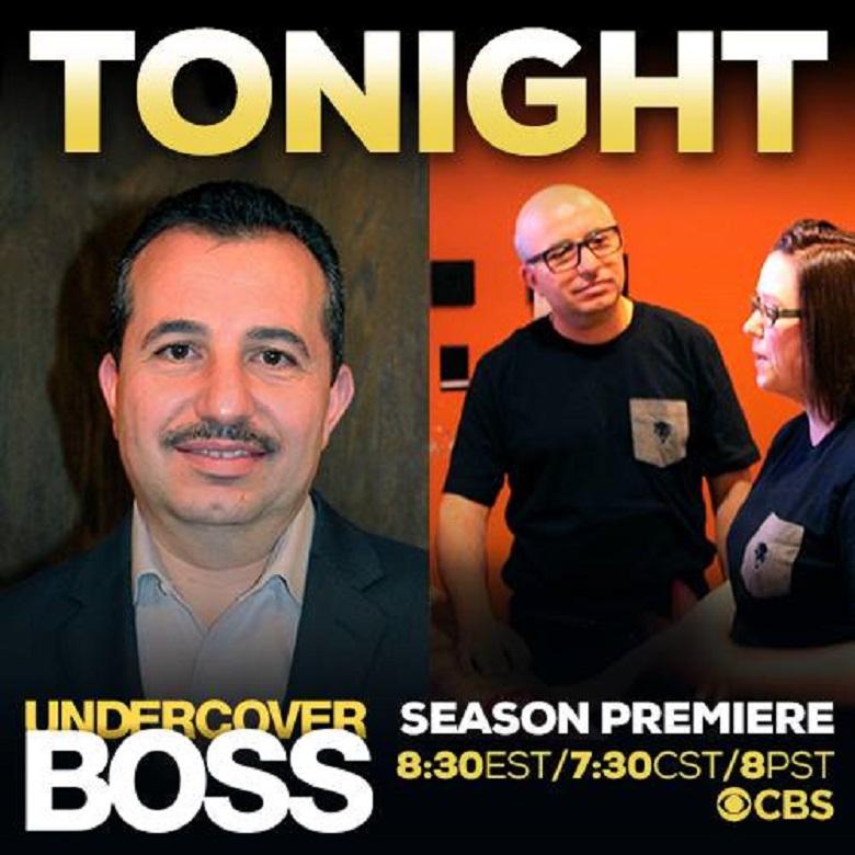 Undercover Boss, Buffalo Wings And Rings, Buffalo Wings & Rings, Nader Masadeh, Nader Masadeh Undercover Boss