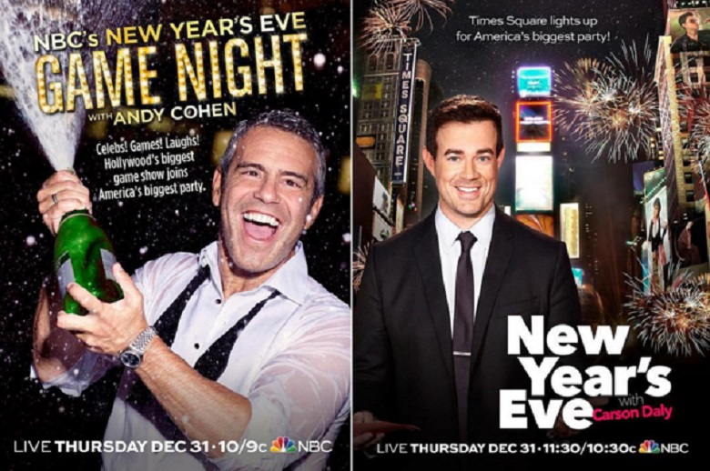 NBC New Year's Eve With Carson Daly Live Stream, Carson Daly Performers, New Year's Eve 2015 Live Stream, Watch NBC Live Stream Online