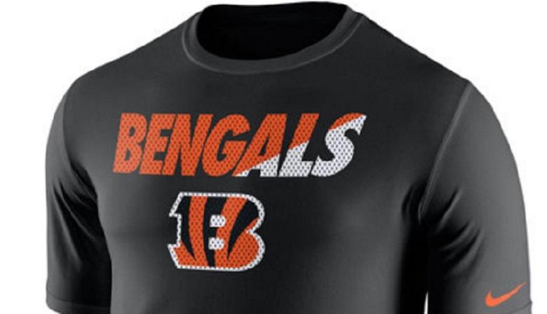 bengals afc north champions gear