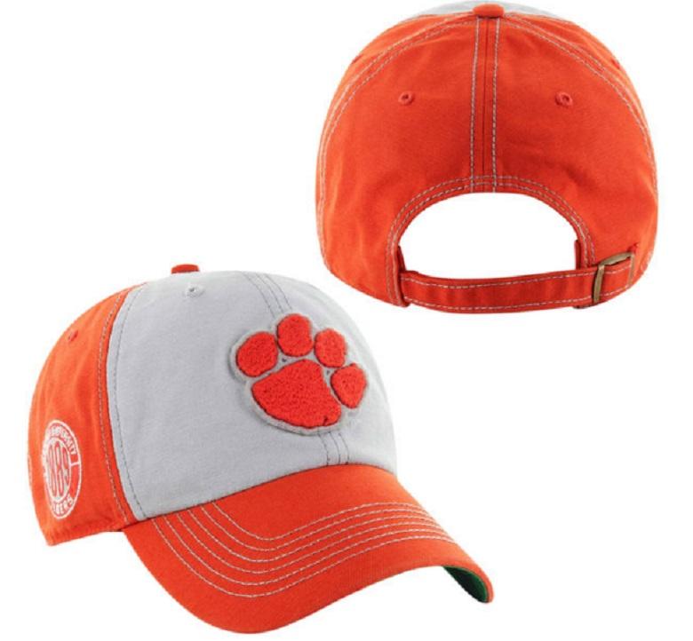 clemson acc championship apparel hats
