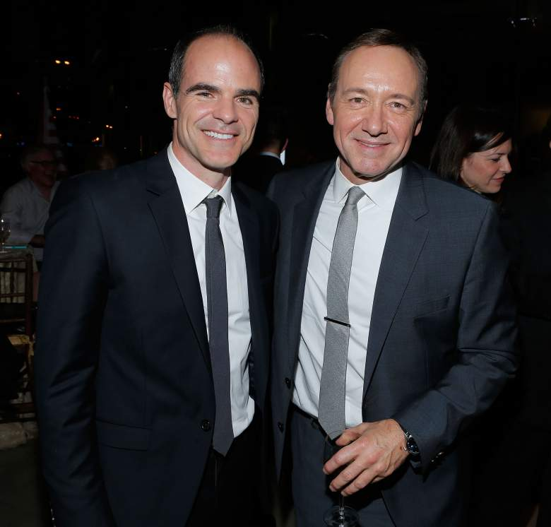 House of Cards season 4, Kevin SPacey, Michael Kelly, Frank Underwood, Doug Stamper