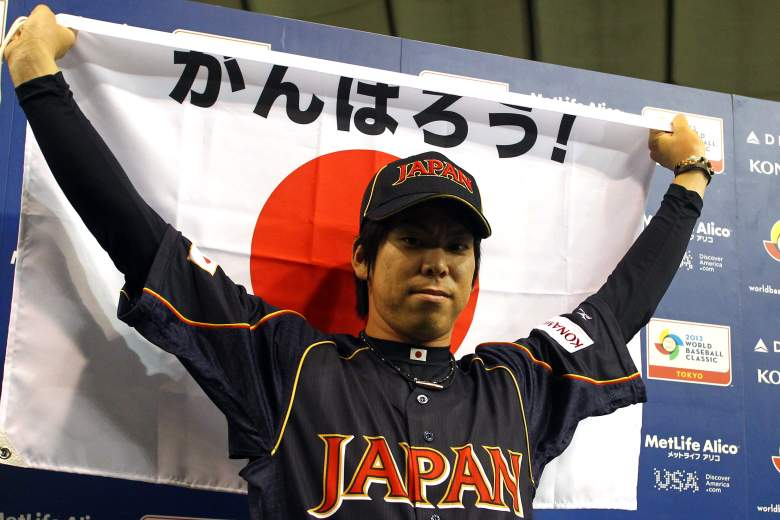 Kenta Maeda, Kenta Maeda 2016, Kenta Maeda stats