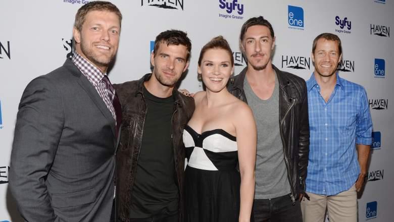 Haven TV show cast