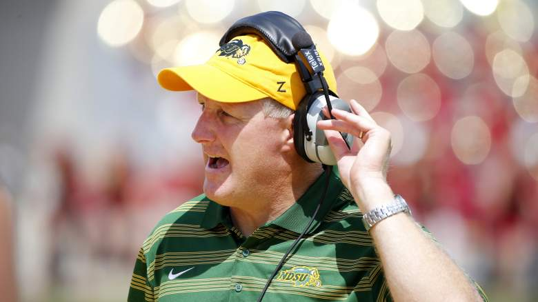Head coach Chris Klieman looks to guide North Dakota State to its fifth consecutive national championship, which would be the second under his leadership. (Getty)