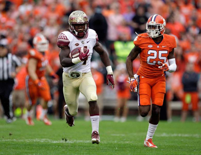 dalvin cook, nfl mock draft, top best players