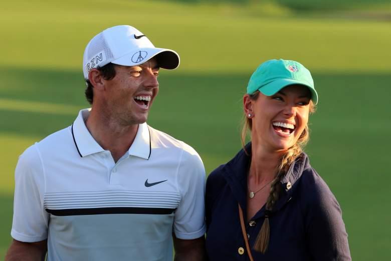 Rory McIlroy girlfriend, Rory McIlroy wife, Erica Stoll