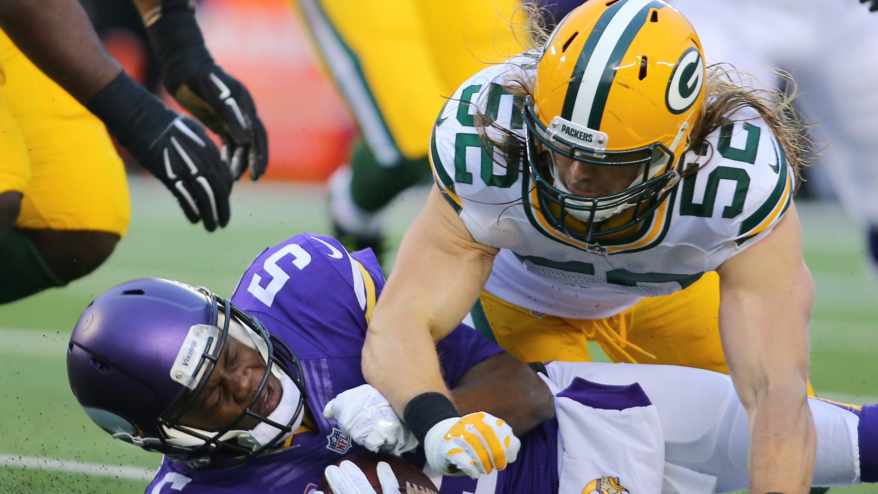 Packers vs vikings betting odds double chance soccer tips betting