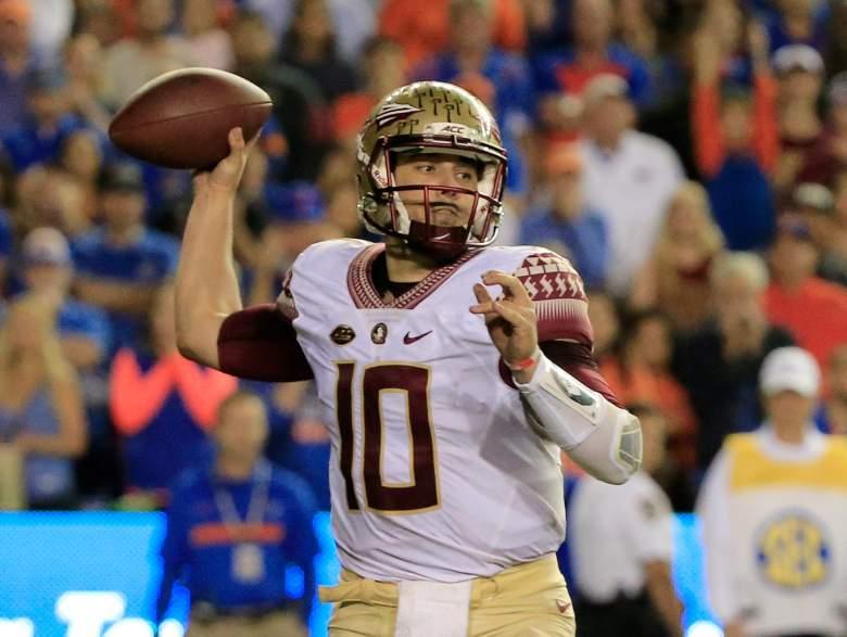Florida State quarterback, Sean Maguire, Peach Bowl