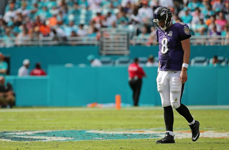Matt Schaub, Baltimore Ravens, NFL