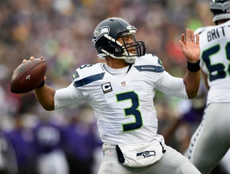 Russell Wilson, Seattle Seahawks, NFL