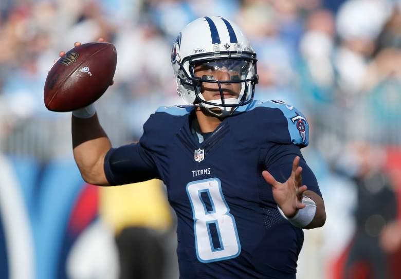 Marcus Mariota, Tennessee Titans, NFL