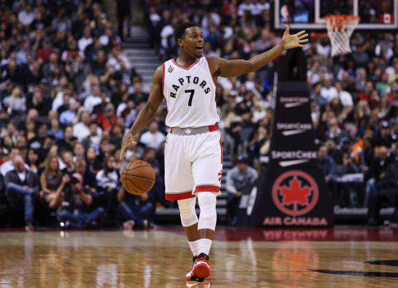 Kyle Lowry, Toronto Raptors, standings, playoff picture