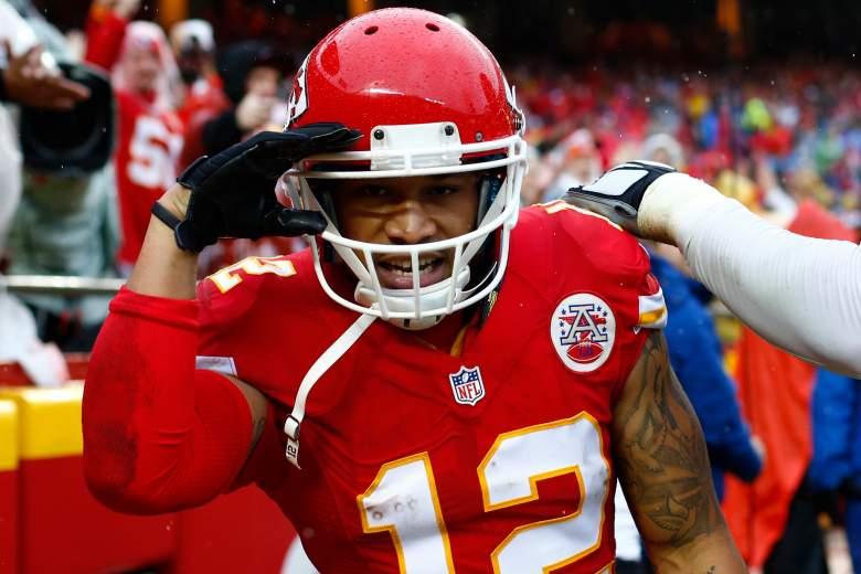 Albert Wilson, Kansas City Chiefs, NFL