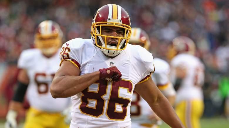 Jordan Reed, Washington Redskins, NFL
