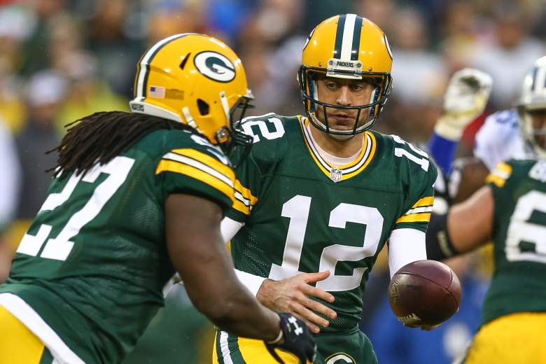 Aaron Rodgers, Eddie Lacy, packers and raiders, time, channel, live stream, watch online, phone, computer