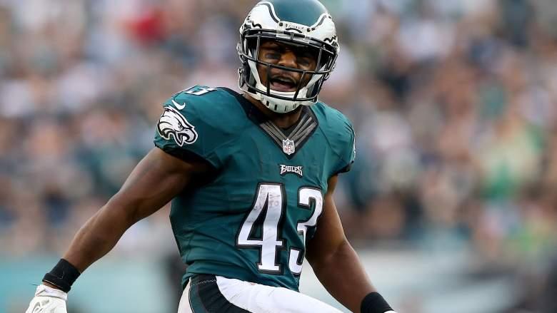 Darren Sproles, Philadelphia Eagles, NFL