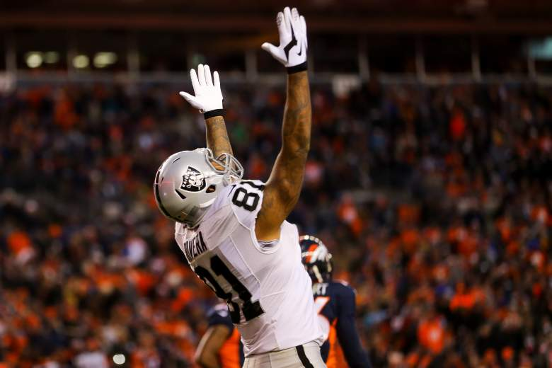 The Oakland Raiders pulled off the upset in Denver. -Getty