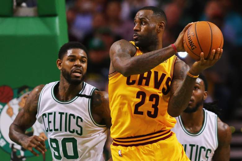 Lebron James, Cleveland Cavs,  nba standings, playoff picture