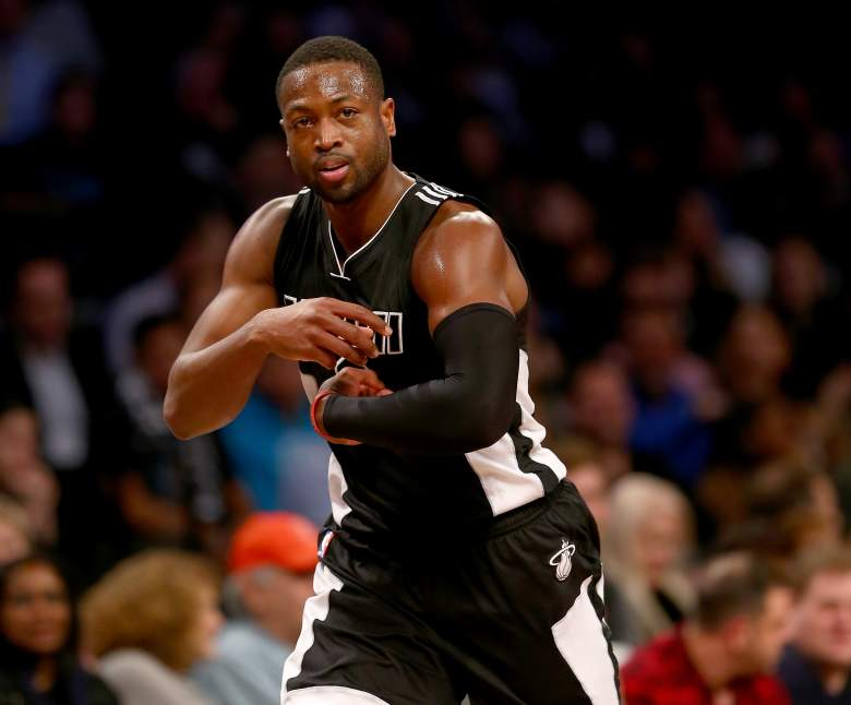 Dwayne Wade, Miami Heat, NBA standings, playoff picture