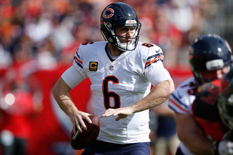 Jay Cutler, NFL, Chicago Bears